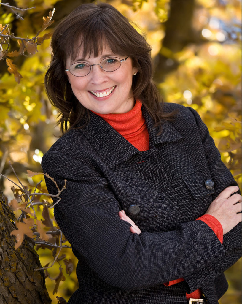 Member Karen Bengtson.